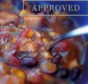 Dear Creatives - Chicken & Black Bean Chili