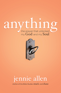 Anything by Jennie Allen