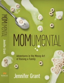 Momumental by Jennifer Grant