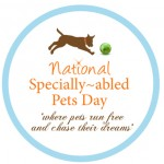 National Specially Abled Pets Day