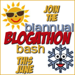 Biannual Blogathon Bash - June 2012