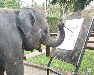 Ramona Painting