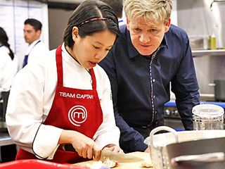 Christine Ha - Master Chef Finalist