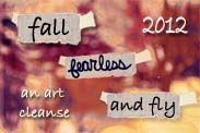 Fall Fearless and Fly Challenge