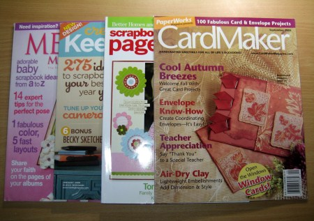 Crafting Magazines