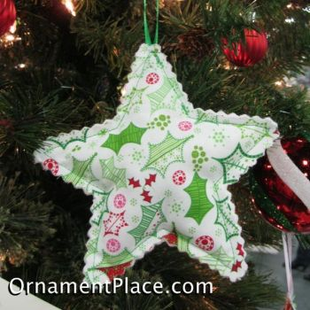 Star Ornament - Ornament Place
