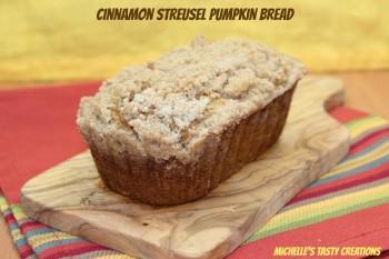 Pumpkin Bread - Michelle's Tasty Creations