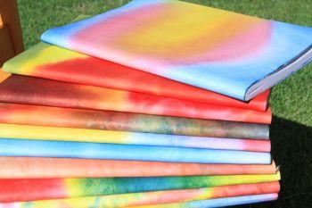 Colorful Handmade Journals - Waldorf Moms