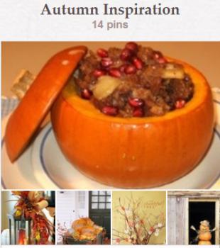 Pinterest - Autumn Inspiration