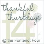 Thankful Thursday - F4
