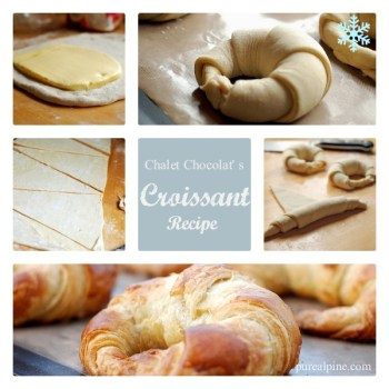 Rebecca Watkins - French Croissant Recipe