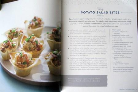 Tiny Food Party - Recipe Sample