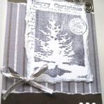 CTMH Vintage Christmas Card