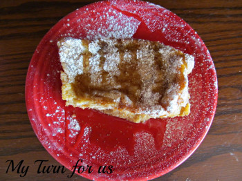 Creme Brulee French Toast - Evelyn
