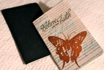 Donna - Holimess - Believe Notebook