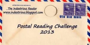 2013 Postal Reading Challenge