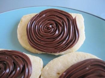 Heather - Vanilla Shortbread Cookies