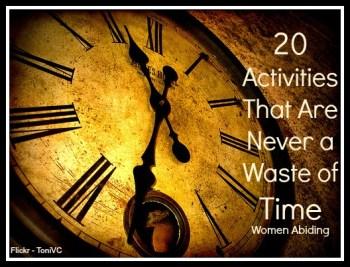 20 Activities