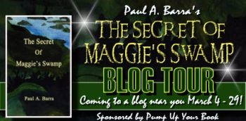Secret Of Maggies Swamp Blog Tour