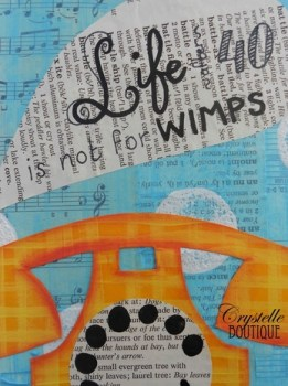 Life After 40 Is Not For Wimps - Crystelle Boutique