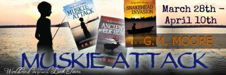 Muskie Attack Book Tour