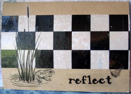 Reflect Card