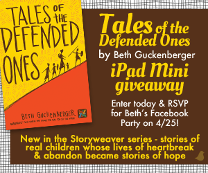 Tales Of The Defended Ones Giveaway