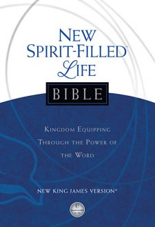 New Spirit Filled Life Bible
