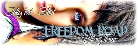 Freedom Road Blog Tour