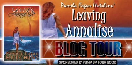 Leaving Annalise Blog Tour Banner
