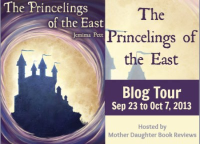The Princelings Of The East Blog Tour