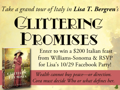 Glittering Promises Giveaway