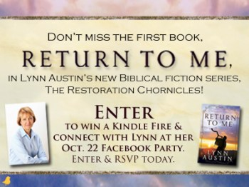 Return To Me Giveaway