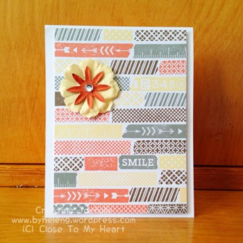 Washi Wonder Card