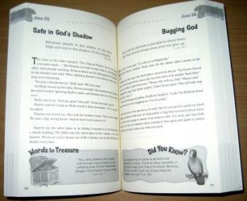 Adventure Bible Book Of Devotions - Interior