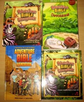 Adventure Bible Series Thumbnail