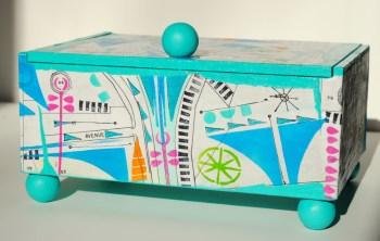 Mary Nasser - Treasure Box