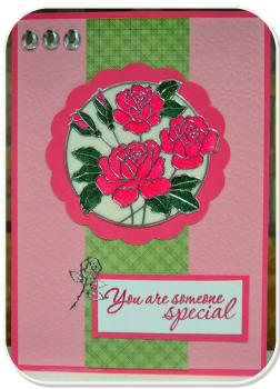 You Are Special Card