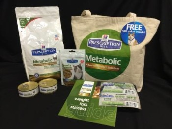 Hills Science Diet Metabolic Cat Food Giveaway