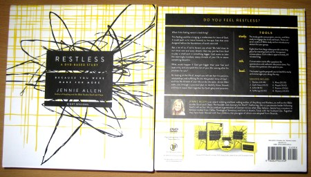 Restless - Box Cover