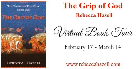 The Grip Of God Book Tour