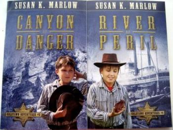 Canyon Of Danger - River Of Peril Blog Tour
