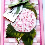 Paper Weaving Card - Anna Griffin