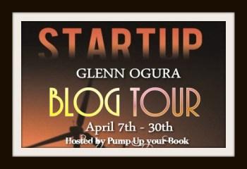StartUp Blog Tour Banner