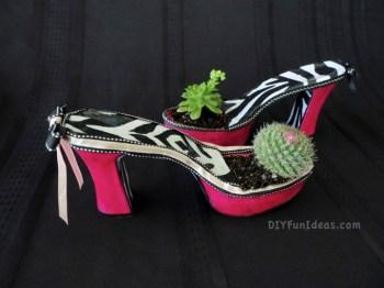 High Heel Planters