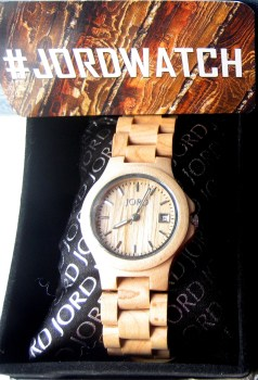 JORD Watch - Ely Maple