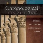 The Chronological Study Bible NIV