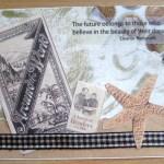 Summer Dreams - Collage Card