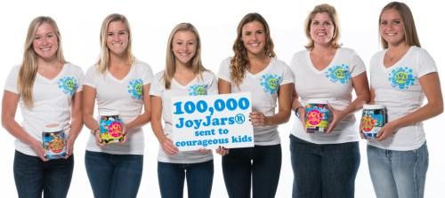 1000 Joy Jars