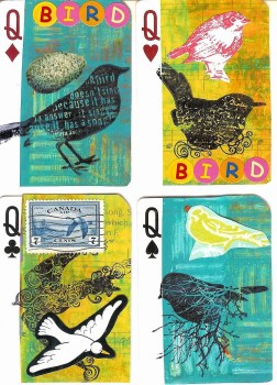 Bird ATCs